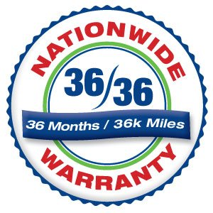 Honest-1 Auto Care now offers a Free 3-Year, 36,000-Mile Nationwide Warranty